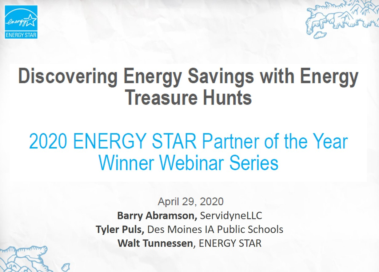 Energy Star Treasure Hunt