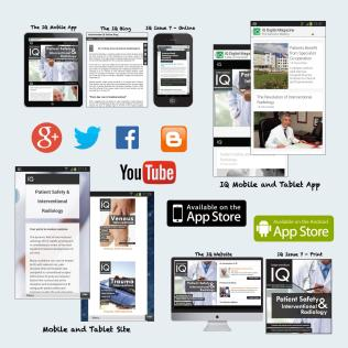 Medical Digital Magazine Publishing on Multiple Platforms, Intervention IQ