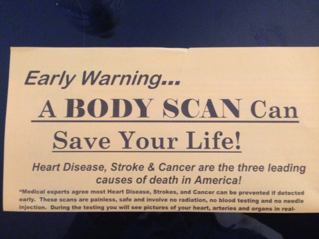 body scan_flyer