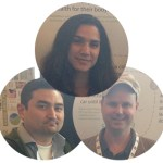 Picture of Jazlin Mayhue, Peter Hobza and Robert O'Connor
