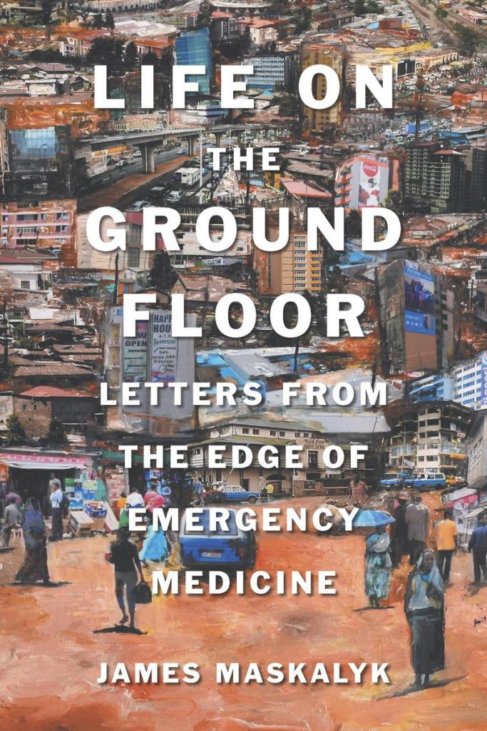 Picture of the book cover Life on the Ground Floor