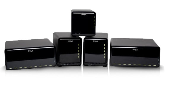 use a drobo for storing your media when doing your church event planning