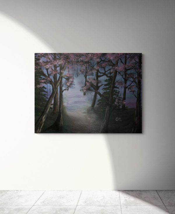 Follow-The-Light-Chelsey-Marchand-Acrylic-Artist