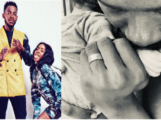 Celebrations As Simi And Adekunle Gold Welcome Baby Girl In The U.S