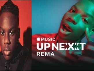 Big Ups!! Apple Music Names Rema It's Up Next Artiste (Read Details)