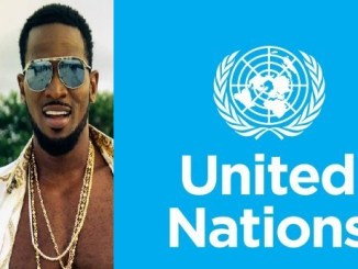 Everywhere Burst; United Nations Denies Using D'Banj As Their Ambassador For Peace