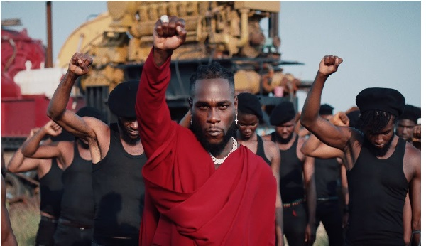 Music Video: Burna Boy - Monsters You Made || Download Mp4