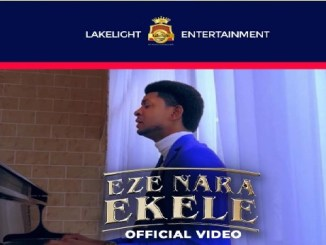 Download: Steve Crown – Eze Nara Ekele Video + Music