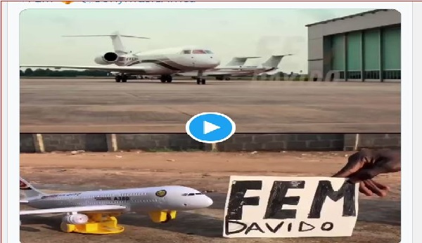 """Check Out Ikorodu Bois' Recreation To Davido's """"Fem"""", It Will Leave You Speechless"""