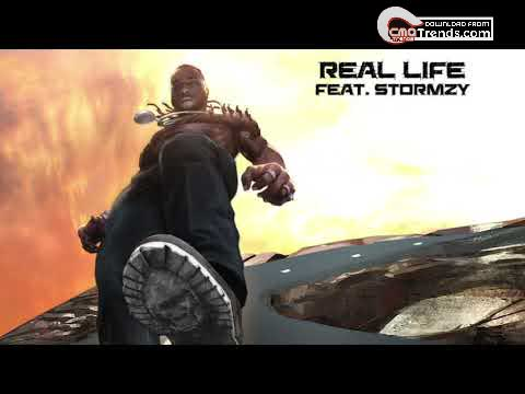 Burna Boy - Real Life feat. Stormzy