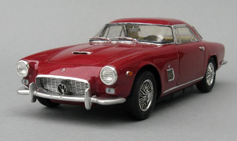 Maserati 3500gt Monogram 125 Under Glass Model Cars