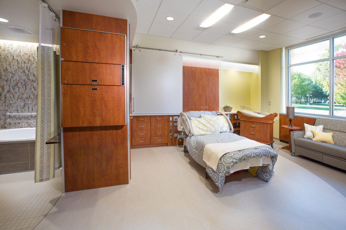 The Art and Science of Patient Room Design CMBA Architects