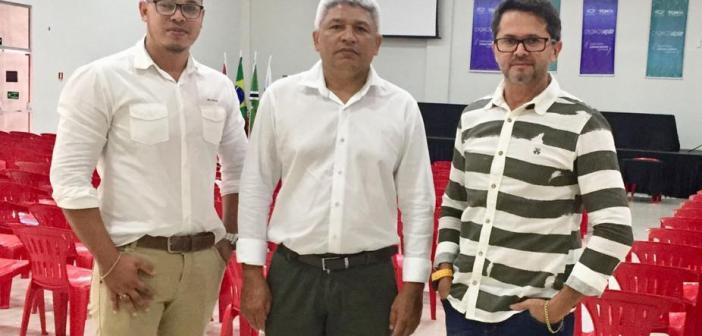 Servidores da câmara de Brasil Novo participam de evento do Tribunal de Contas dos Municípios do Pará
