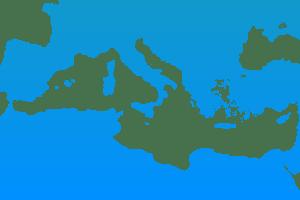 Mediterranee blu chiaro