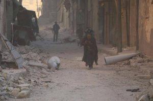 Un jour à Alep