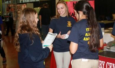 8th grade career fair 2015-8