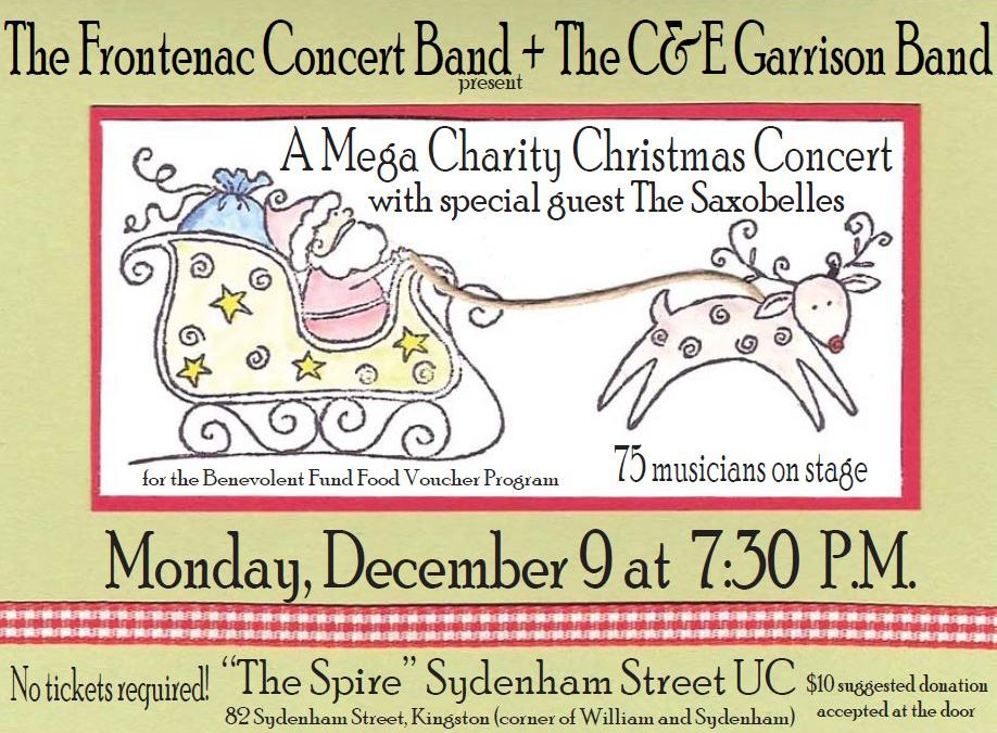 Save the Date: Mega Charity Christmas Concert