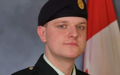 Avis de décès: Soldat (confirmé) Rudi William Kraak