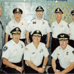 Hall of Badges Dedication at Dana Farber Jimmy Fund Day July 22, 2004 Standing Chiefs Burke, Hebert, Ryan, Melia and Thibodeau Kneeling Chiefs Bourgeois, Foley and Willhauck
