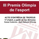 cartell web III Olímpia