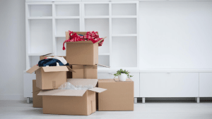 Moving and Business