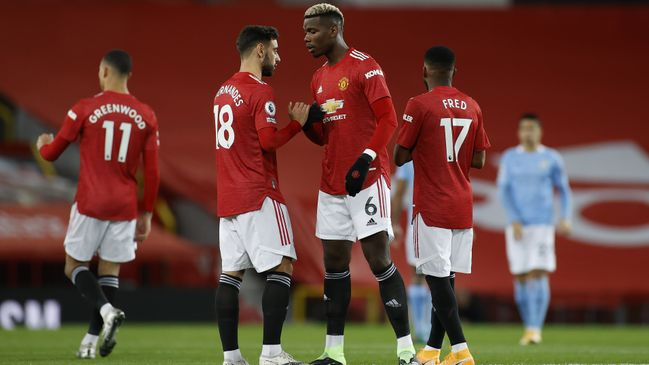 Bruno Fernandes and Paul Pogba are a formidable partnership