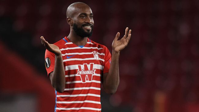 Ex-Watford man Dimitri Foulquier is now a mainstay in Granada's first team