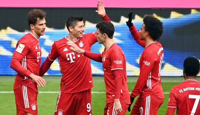 Bayern Munich could become Bundesliga champions this weekend