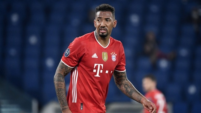 Jerome Boateng is to leave Bayern Munich at the end of the season