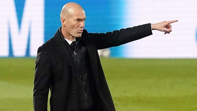 Zinedine Zidane has overseen Real Madrid's rise back into the LaLiga title race