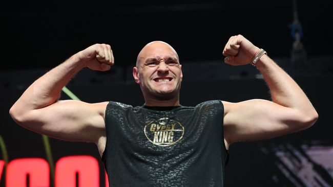 Tyson Fury's much-anticipated fight with Anthony Joshua continues to face obstacles