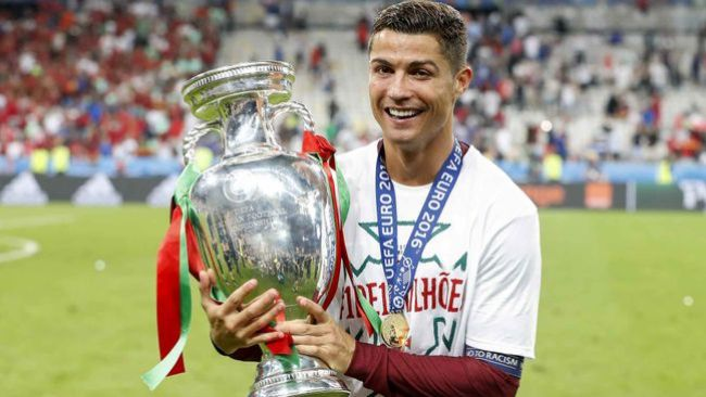 Cristiano Ronaldo inspired Portugal to Euro 2016 glory and collected his fourth Ballon d'Or