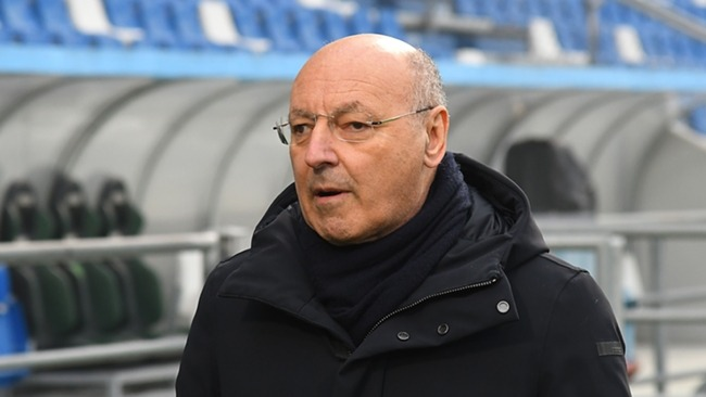 Giuseppe Marotta spent time with Juventus before joining Inter in 2018