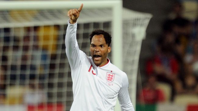 Joleon Lescott was capped 26 times by England and scored at Euro 2012