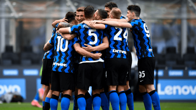 Inter Milan had to cancel their pre-season trip to the United States due to concerns surrounding COVID-19