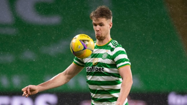 Brentford have completed the signing of Kristoffer Ajer from Celtic