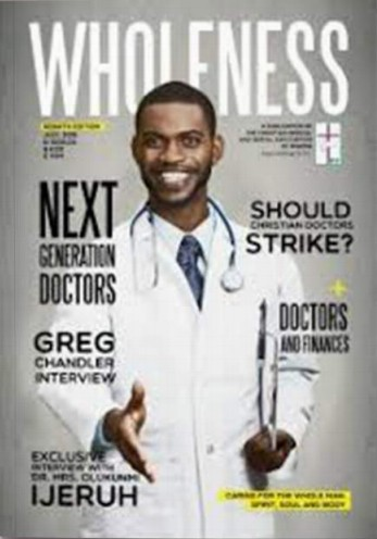 wholeness magazine