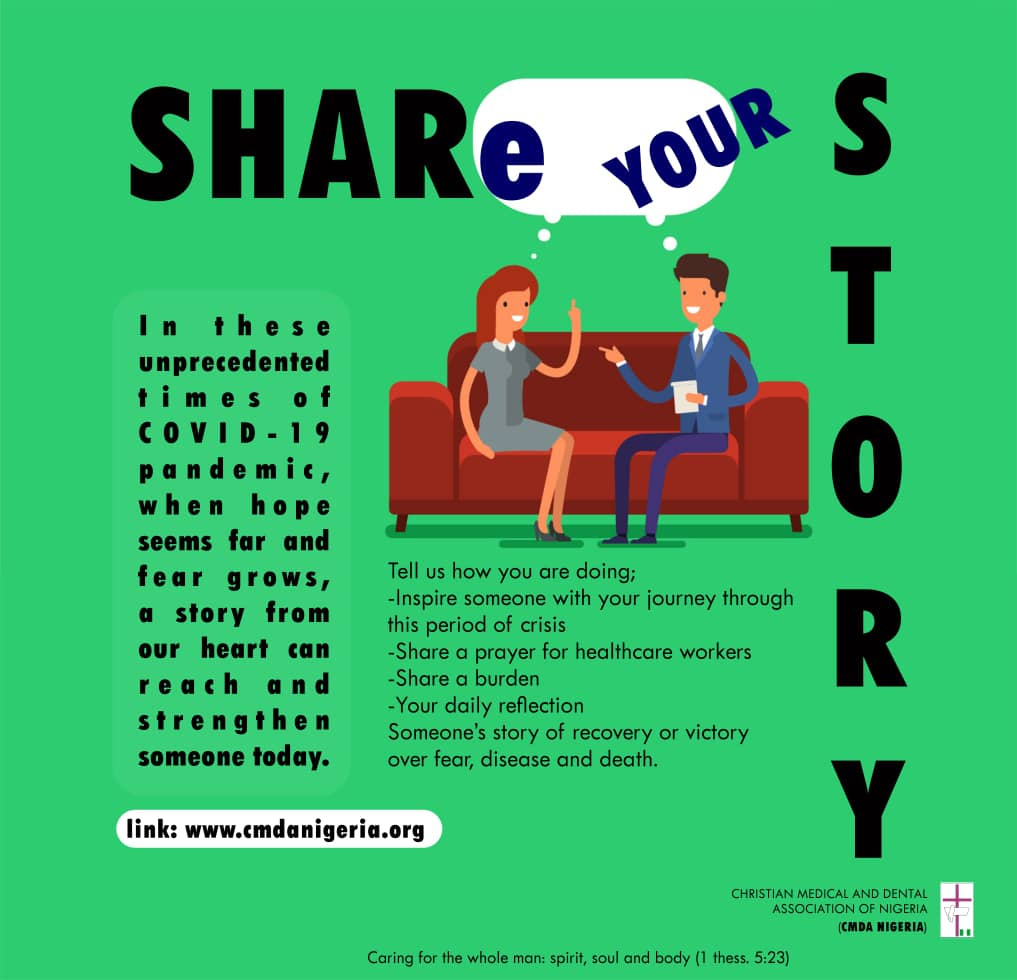 Tell Us Your Story: COVID-19