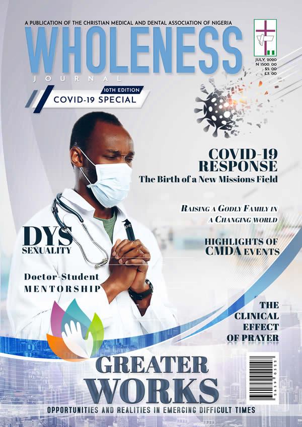 CMDA Nigeria Wholeness journal