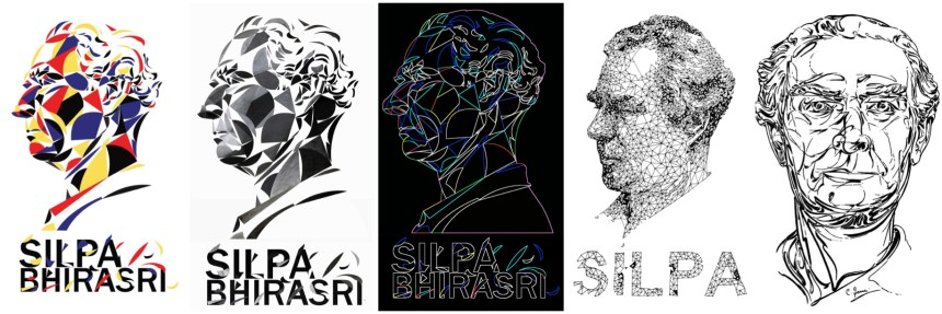Silpa Bhirasri Day Photo Montage