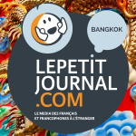Le Petit Journal Bangkok Logo FB