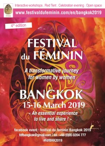WomensDay2019FestivalDuFémininBangkok2019Cover
