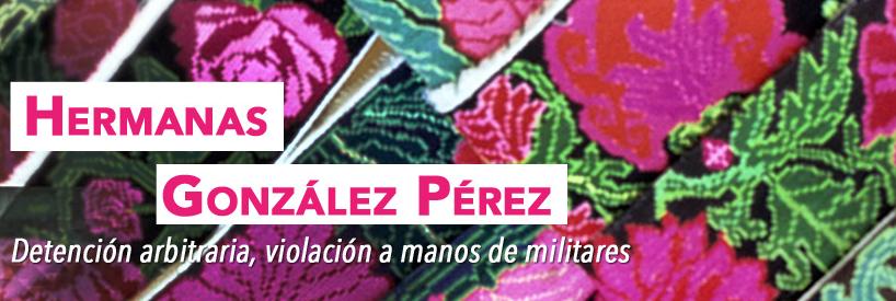 Hermanas González Pérez