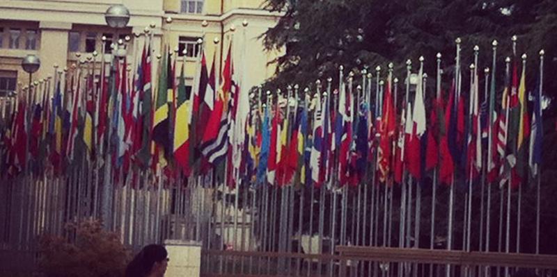 En Ginebra, varias reuniones, varias delegaciones, un tema: DDHH en México