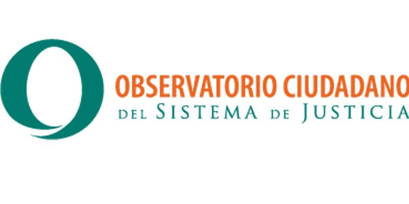 Presentan Organizaciones Observatorio Ciudadano del Sistema de Justicia