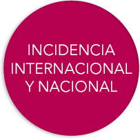 Incidencia Internacional y Nacional