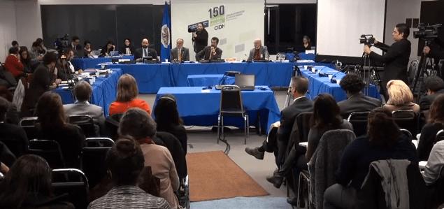 Hoy la CIDH sostiene por primera vez una audiencia temática sobre las fallas de las políticas de drogas vigentes