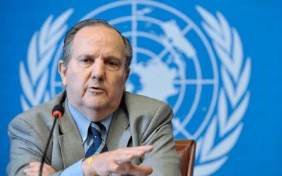 ONG exponen la situación de los derechos humanos en México ante el Relator Especial de la ONU sobre la tortura, Juan E. Méndez