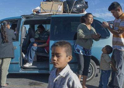 Desplazamiento Interno Inducido por la Violencia: Una Experiencia Global, una Realidad Mexicana