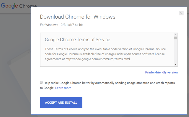 chrome launches on startup windows 10